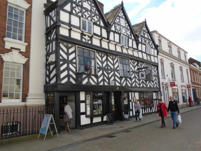 The Tudor Tearooms, Lichfield