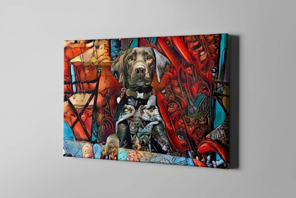AugiDog Pet Canvas