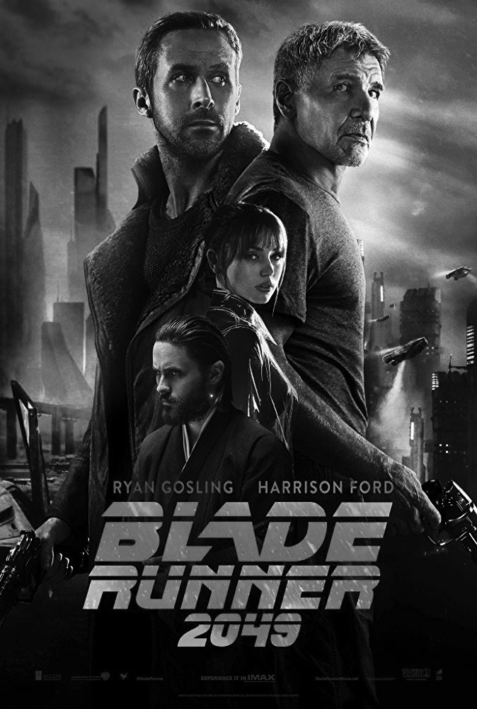 Review: 'Blade Runner 2049' is one of the best films this year
