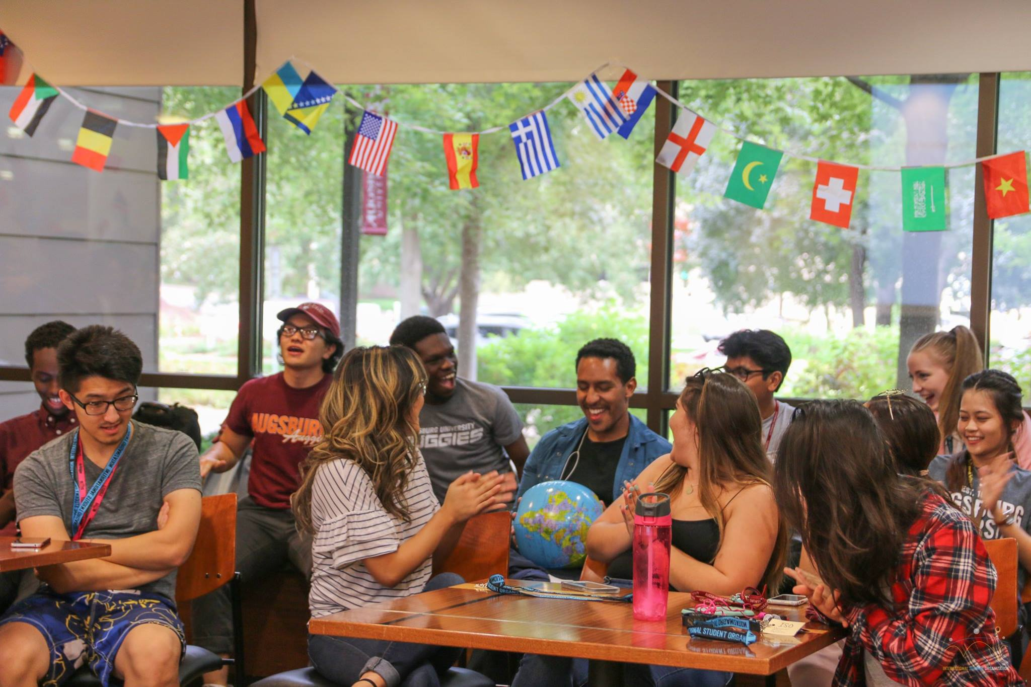 ISO and the inclusivity it brings to campus