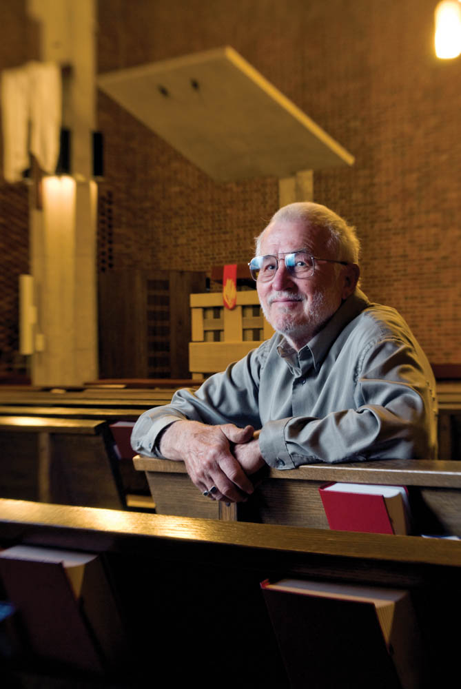 Don Gustafson, a life remembered