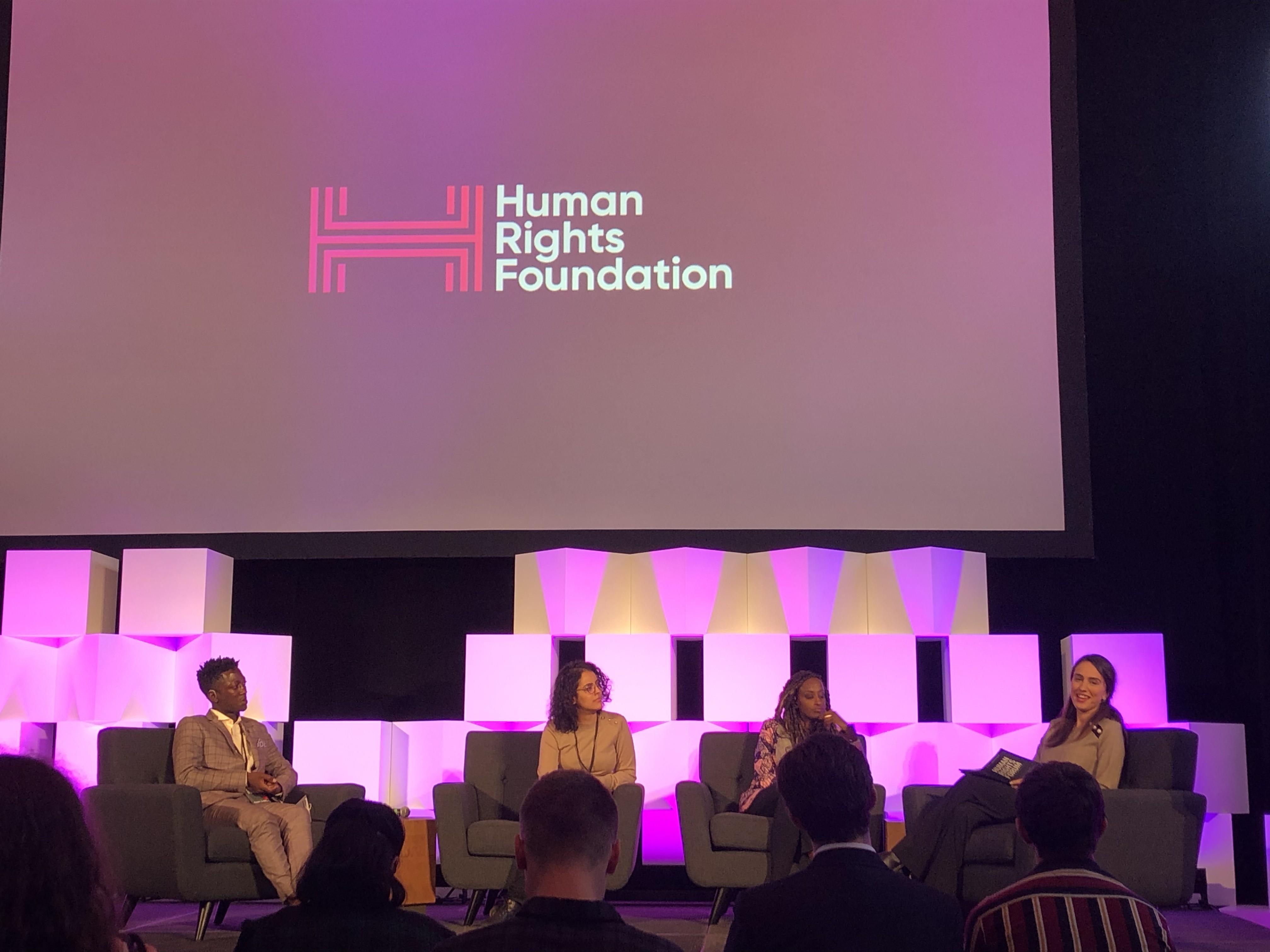 Human Rights Forum Inspires Activists