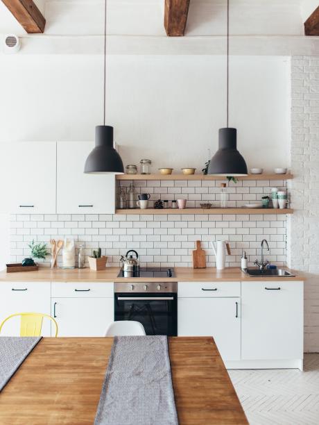 Modernisieren/Renovieren: Upcycling: Wie aus der alten Küche eine