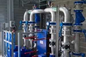 machine, tubing, blue