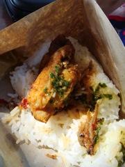 The Best Nasi Katok in Brunei... (2/5)