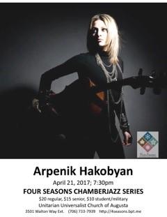Arpenik Hakobyan