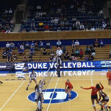 uva volleyball