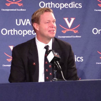 bronco mendenhall uva football