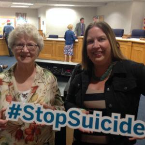 staunton national suicide prevention week