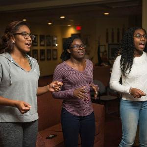 black student center