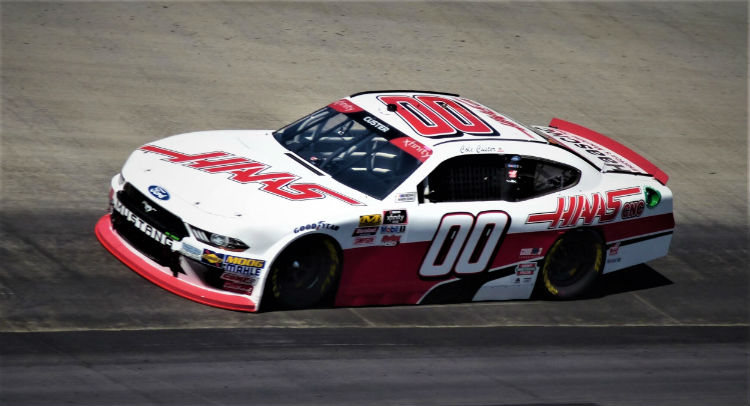 Christoper Bell crashes hard during NASCAR Xfinity race at Bristol