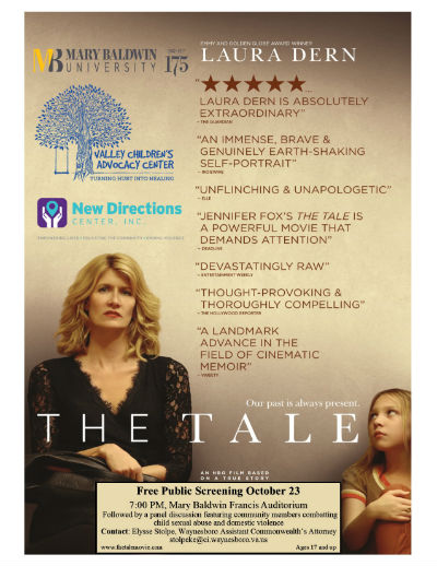 The tale flyer