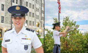 Virginia Tech unc cadets