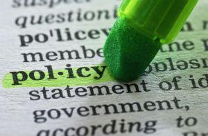 politics policy