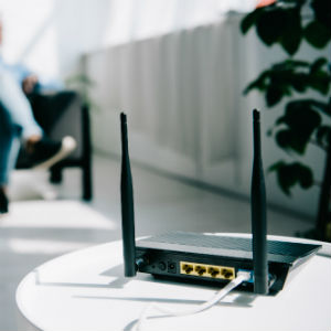 business router