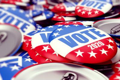 vote 2020 election