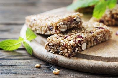 breakfast snack granola food