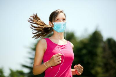 running fitness covid
