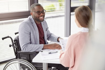 business employment disability