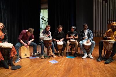 emu music peacebuilding