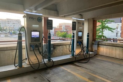 electric vehicle fast chargers charlottesville