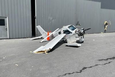 frederick county plane crash