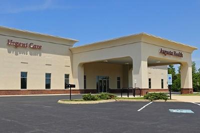 augusta health urgent care center