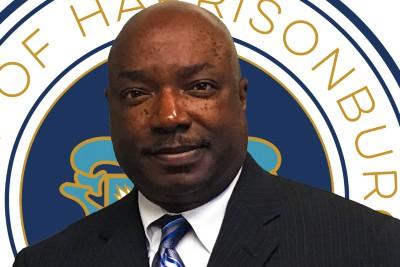 Harrisonburg City Manager Eric D. Campbell