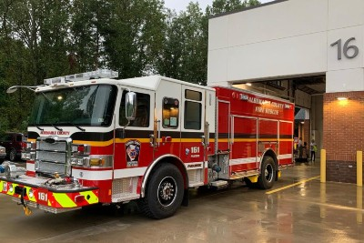 albemarle county fire rescue