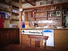 Taverna di Biagio - il bancone
