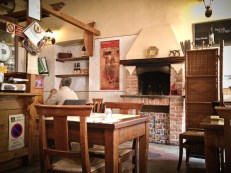 Taverna di Biagio - la sala