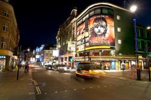 必玩景點1倫敦西區劇院