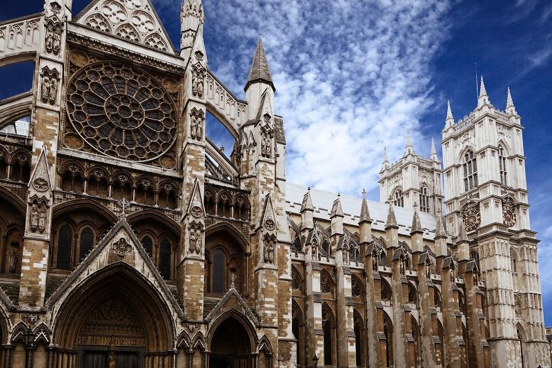 倫敦旅遊必去London Pass景點─西敏寺大教堂