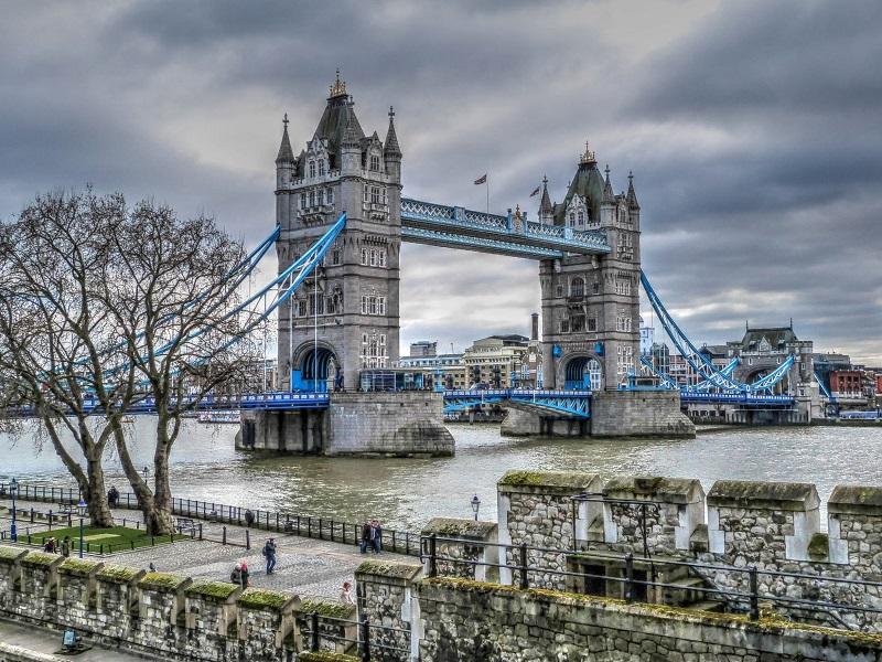 倫敦旅遊必去景點–倫敦塔橋Tower Bridge