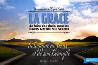 La grâce et l'Esprit Saint