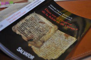 Dieu est-il auteur Bible Coran ?
