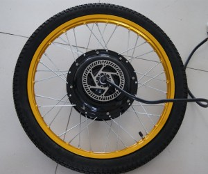 The Most powerful electric bike conversion kits