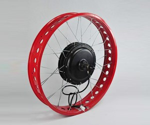 Fast and Powerful. 7 Fat Tire E-bike Conversion Kits