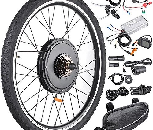 e-bike conversion kit 500w, 750w, 1000w, 15000w