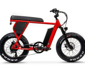 Juiced Scrambler 750w Fat Tire E-Bike