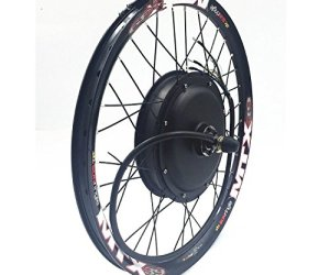 NBPower 26″ 3000W Electric Bike Conversion Kit 48/60/72V