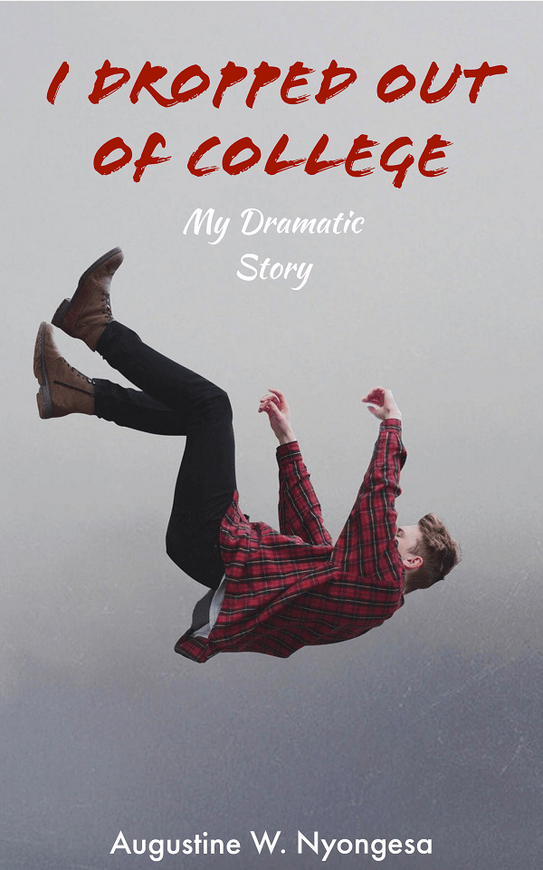 book about dropping out of college