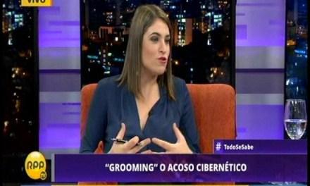 Acoso en la red: Conoce sobre el Grooming