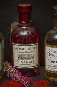 Trio Estoublon huile et vinaigre
