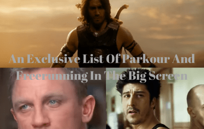 An Exclusive List Of Parkour And Freerunning Movies, Part 2