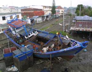 Tsunami Indian Ocean 2004