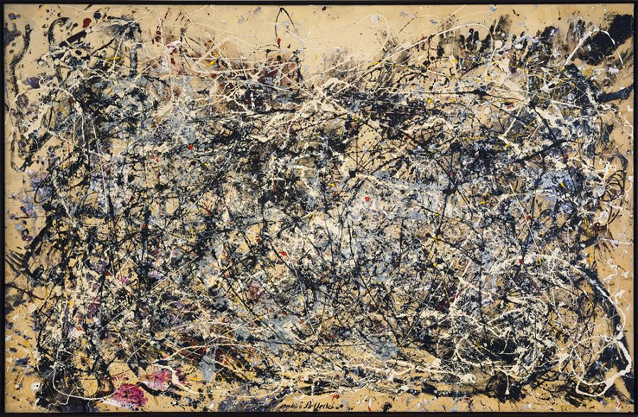 Pollock_number_1_1948