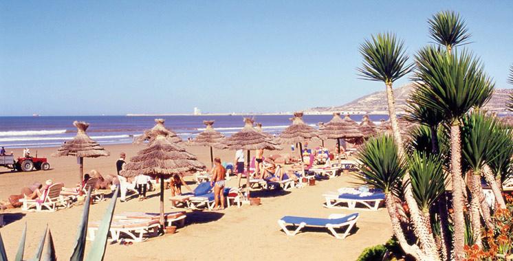 Tourisme: Agadir dépasse 400.000 nuitées au mois d'avril écoulé