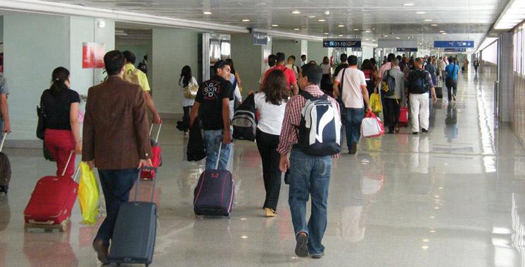Aéroports du Maroc : Croissance du trafic passagers en avril dernier