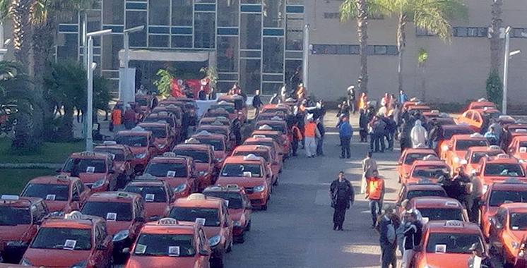 Agadir : La grogne des chauffeurs de taxi